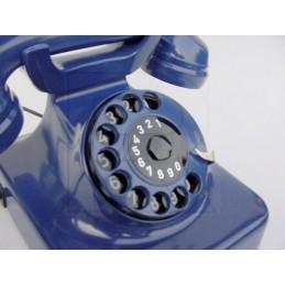 W48 Sondermodell Blau