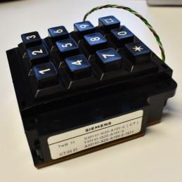 Piezo-Holztelefon Eiche